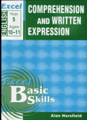 Excel Basic Skills Comprehension and Written Expression