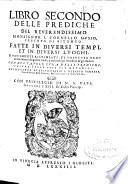 Libro secondo delle prediche