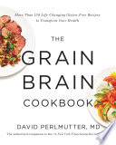 The Grain Brain Cookbook Book PDF