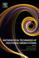 Mathematical Techniques of Fractional Order Systems