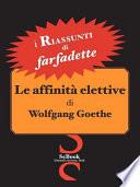 Le Affinit Elettive Di Wolfgang Goethe   Riassunto
