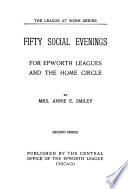 Fifty Social Evenings