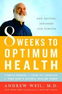 download ebook 8 weeks to optimum health pdf epub