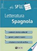 Letteratura spagnola