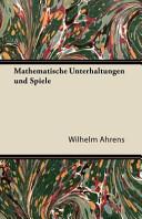 Mathematische Unterhaltungen und Spiele
