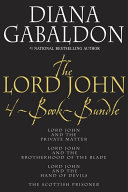 Lord John 4 Book Bundle