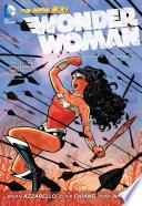 Wonder Woman Vol  1  Blood  The New 52