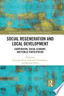 Social Regeneration and Local Development