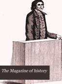 The Magazine of History