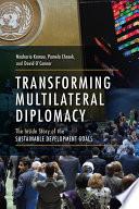 Transforming Multilateral Diplomacy
