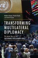 Transforming Multilateral Diplomacy Book