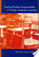Teacher Student Responsibility In Foreign Language Learning