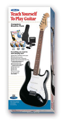 Alfred S Teach Yourself To Play Guitar Complete Electric Pack