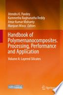 Handbook Of Polymernanocomposites Processing Performance And Application book