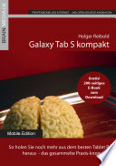 Galaxy Tab S Quickstart