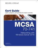 MCSA 70 741 Cert Guide