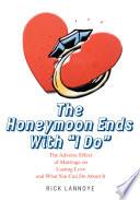 The Honeymoon Ends with I Do Pdf/ePub eBook