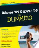 iMovie  09   iDVD  09 For Dummies