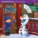 Olaf s Frozen Adventure Read Along Storybook and CD