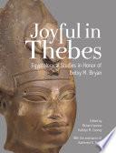 Joyful in Thebes