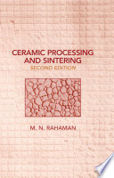 Ceramic Processing And Sintering book