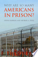 Why Are So Many Americans in Prison