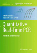 Quantitative Real Time PCR