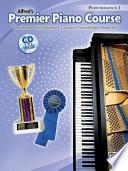 Alfred s Premier Piano Course
