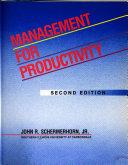 Management for productivity
