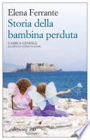 Storia della bambina perduta Book Cover