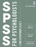 Ibm Spss For Psychologists