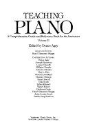 Teaching Piano Book PDF
