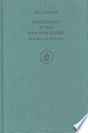 Tocqueville In The Ottoman Empire : regime. the author argues that...