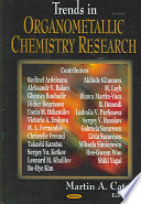 Trends in Organometallic Chemistry Research