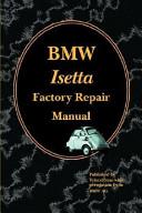 Bmw Isetta Factory Repair Manual