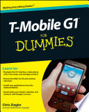 T Mobile G1 For Dummies