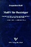 MaBV für Bauträger.