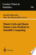 Monte Carlo and Quasi Monte Carlo Methods in Scientific Computing