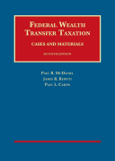 Federal Wealth Transfer Taxation  Cases and Materials