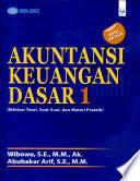 Akuntansi Keuangan Dasar 1  Ed 3