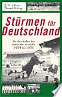 Stürmen für Deutschland