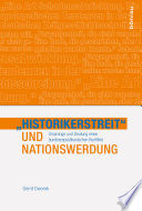 """Historikerstreit"" und Nationswerdung"