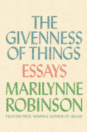 download ebook the givenness of things pdf epub