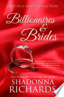 Billionaires And Brides A First In A Series Collection