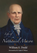 Life of Nathaniel Macon General Public Today Nathaniel Macon Stands