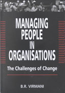 Managing People in Organisations