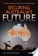 Securing Australia s Future