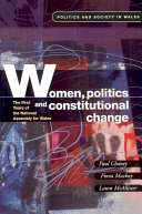 Women, Politics and Constitutional Change
