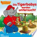 Benjamin Bl Mchen Die Tigerbabys Werden Untersucht