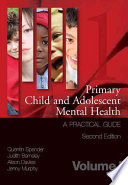 Child Mental Health in Primary Care